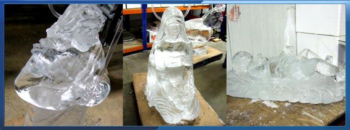 Esculturas Hielo